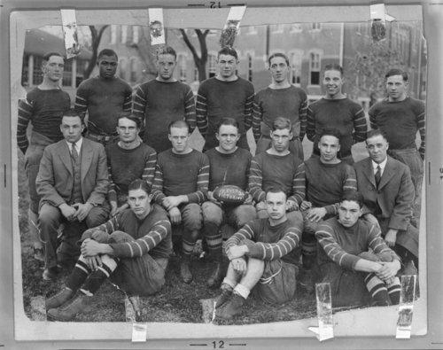 High school football team in Ottawa, Kansas - Page