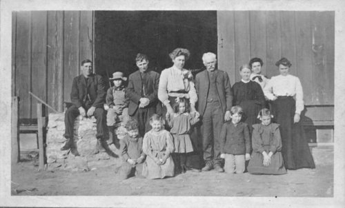 Hennessey family gathering, Shawnee County, Kansas - Page