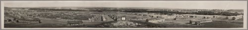 Panoramic view of Fort Riley, Kansas - Page