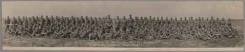 Soldiers in Company L,  353rd Infantry, 89th Division - Page