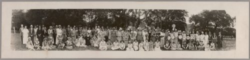 Warren M. Crosby Company picnic, Topeka, Kansas - Page