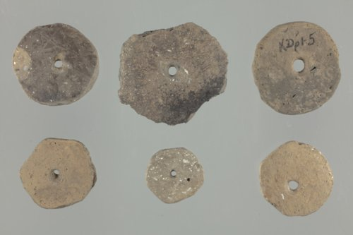 Spindle Whorls from the Fanning Site, 14DP1 - Page