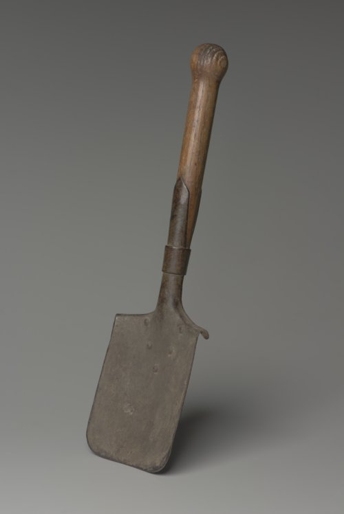 Entrenching shovel - Page