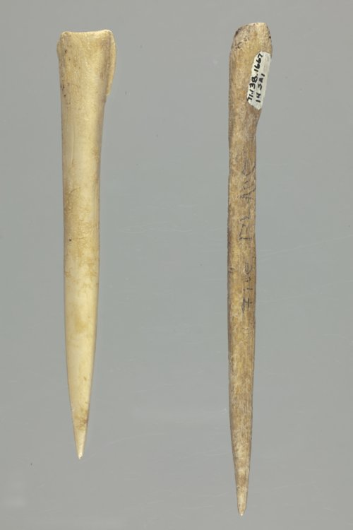 Bone Awls from 14SA1 - Page