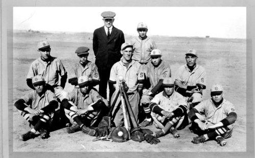 Stockton Baseball team in Stockton, Kansas - Page