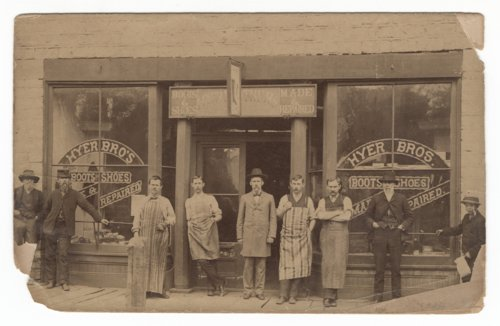 Hyer Brothers Boots and Shoes in Olathe, Kansas - Page