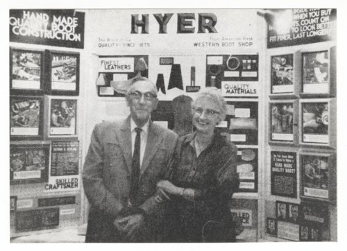 Charles August Hyer and Amelia Hyer - Page