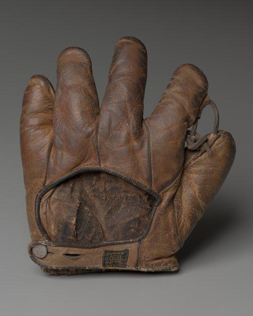 Fielder's glove - Page