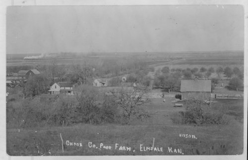 Chase County poor farm near Elmdale, Kansas - Page