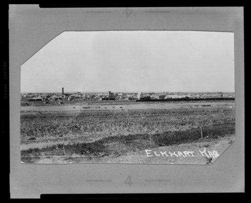 View of Elkhart, Morton County, Kansas - Page