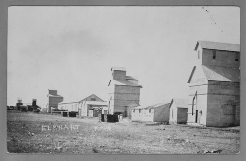 Grain elevators, Elkhart, Morton County, Kansas - Page