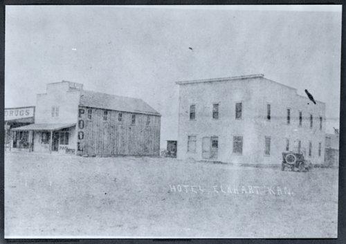 Hotel, Elkhart, Morton County, Kansas - Page