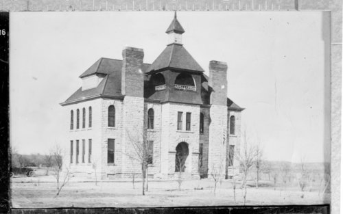 School building, Kendall, Hamilton County, Kansas - Page