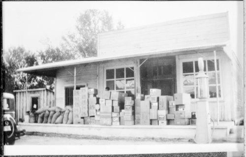Ross grocery store, Kendall, Hamilton County, Kansas - Page