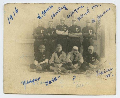 Baseball team from Green, Kansas - Page