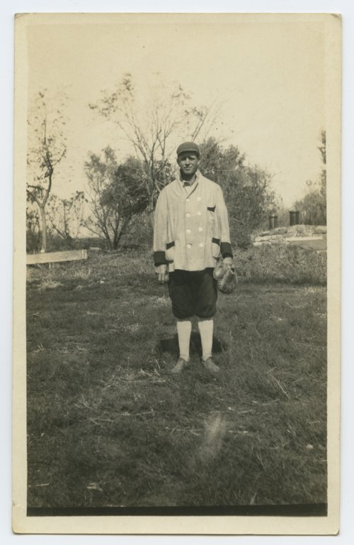Baseball player from Green, Kansas - Page