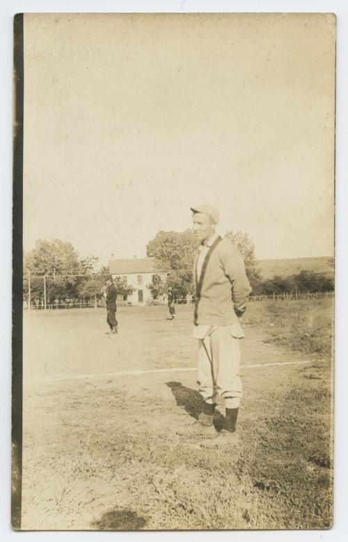 Bert Hart of Westmoreland, Kansas - Page