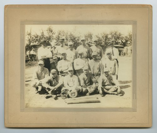 Baseball team from Clay Center, Kansas - Page