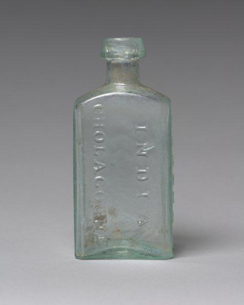 Osgood's India Cholagogue Bottle - Page