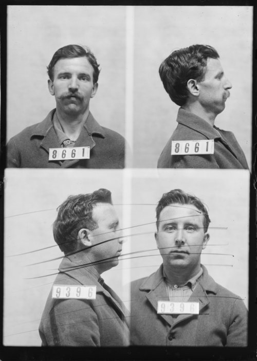 Chas. Curran, Prisoner 8661, Kansas State Penitentiary - Page