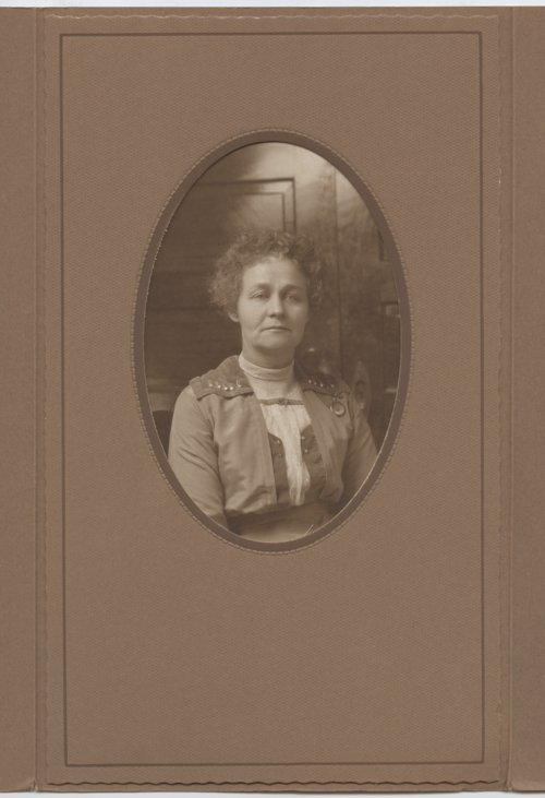 Mary Minnie Hedge - Page