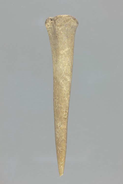 Bone Awl from the Lundeen Site, 14MD306 - Page
