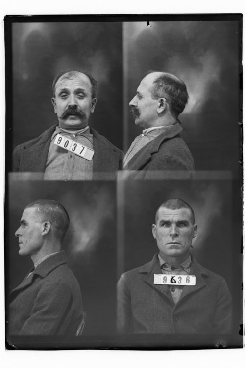 Edward Johnson and Frank Summers, prisoners 9636 and 9037 - Page