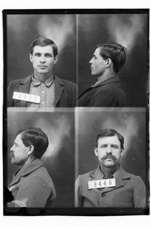 Jno. C. Williams and Frank F. Lewis, Prisoners 9446 and 6439, Kansas State Penitentiary - Page