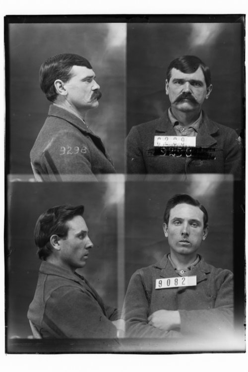 Charles Bunzell and William McKee, prisoners 9082 and 9298 - Page