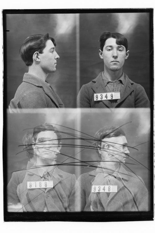 Arthur Church, prisoner 9349 - Page