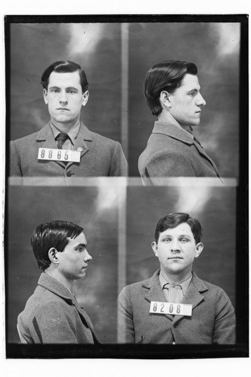 Benjamin Johnson and Draper Davis, prisoners 8208 and 8865 - Page