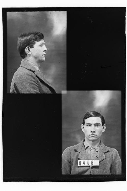 Jas. Chandler, Prisoner 9406, Kansas State Penitentiary - Page