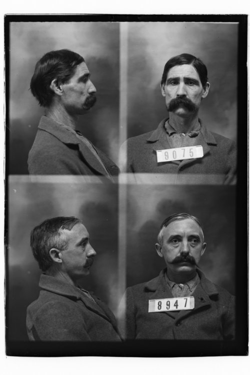 Joe Pentecost and J. W. Shaw, Prisoners 8947 and 9075, Kansas State Penitentiary - Page