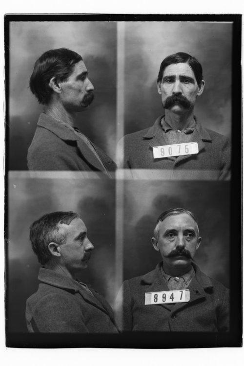Joe Pentecost and J. W. Shaw, Prisoners 8947 and 9075, Kansas State Penitentiary - Page