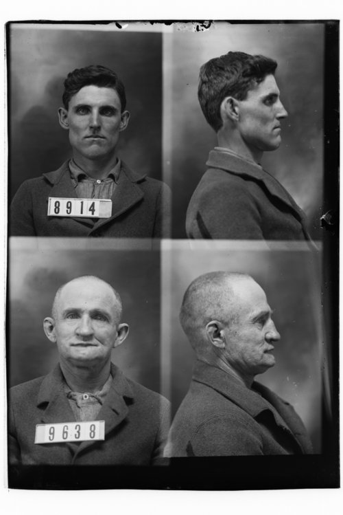 John Bowden and Thos. W. Cottrell, Prisoners 9638 and 8914, Kansas State Penitentiary - Page