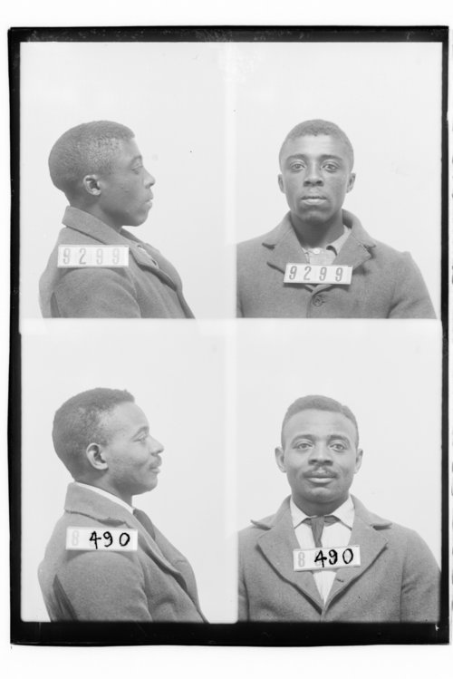 Leslie Finley and Henry Johnson, prisoners 9299 and 8490 - Page