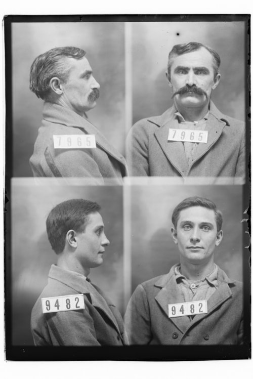 Lewis Stickney and Clair Morris, prisoners 7965 and 9482 - Page