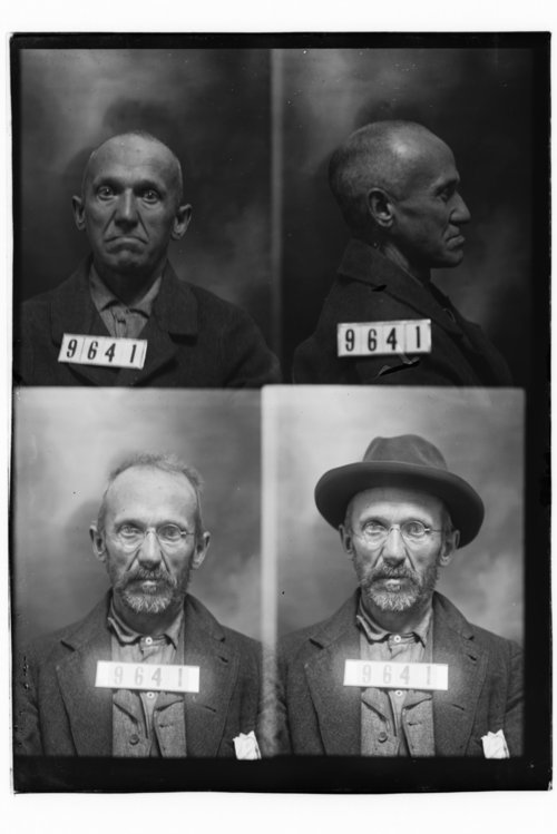 E. H. Brown, Prisoner 9641, Kansas State Penitentiary - Page