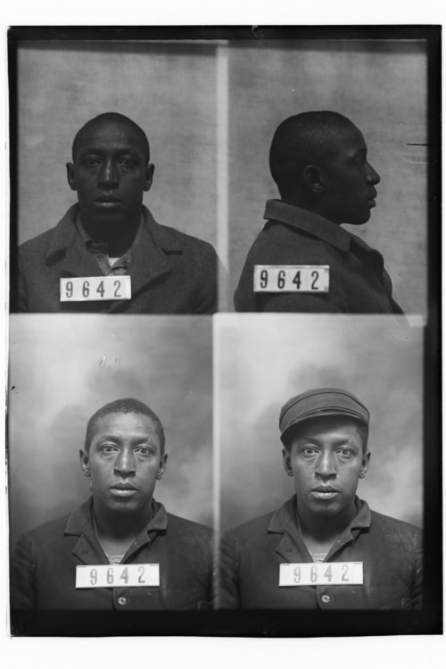 Cail Gilkie, Prisoner 9642, Kansas State Penitentiary - Page