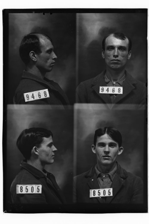 James Riley and Harry Seigle, prisoners 9468 and 8505 - Page
