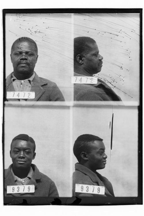 Ollie Craig, Prisoner 9379, Kansas State Penitentiary - Page
