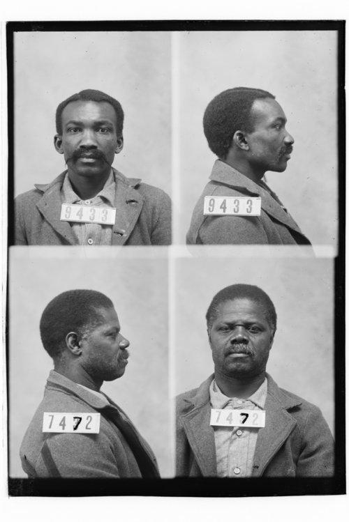 Isaac Mason and John Quinn, Prisoners 9433 and 7472, Kansas State Penitentiary - Page