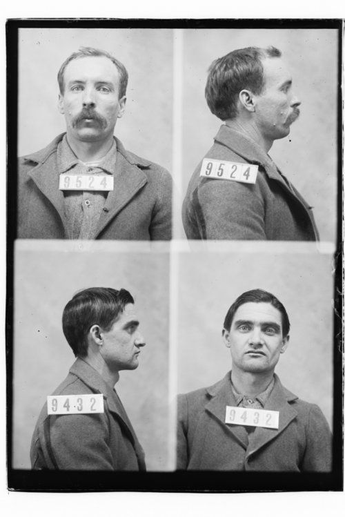 John Rivers and Chas. Marion, prisoners 9432 and 9524 - Page