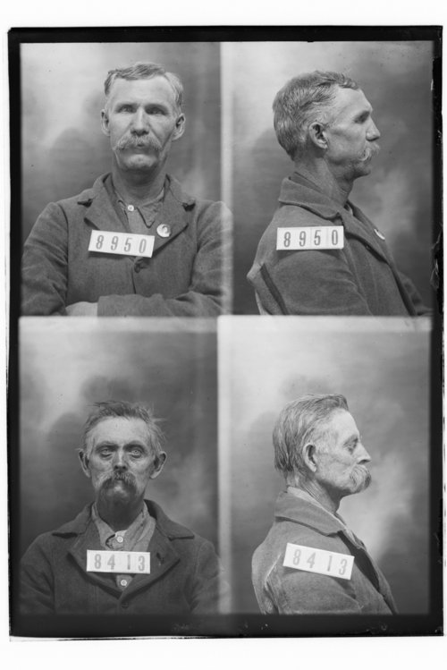 Geo. F. Springer and George R. Worth, Prisoners 8950 and 8413, Kansas State Penitentiary - Page