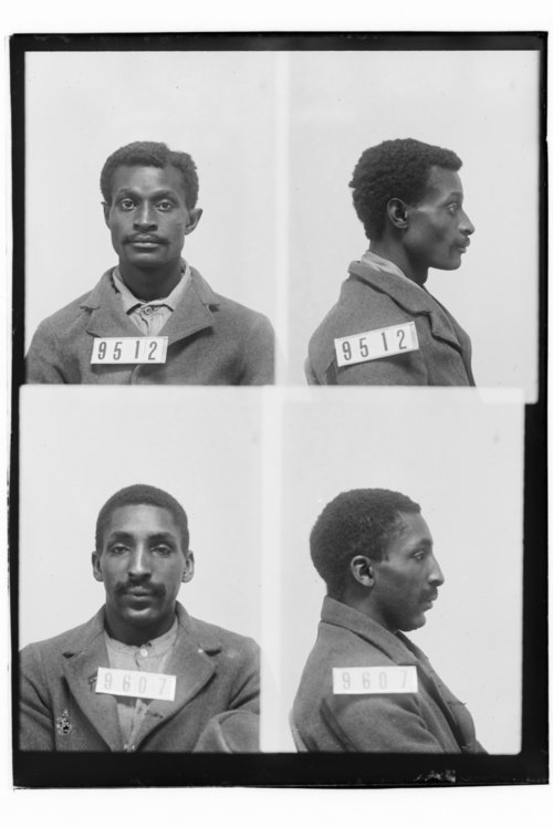 Fred Cole and Dick Jones, prisoners 9512 and 9607 - Page