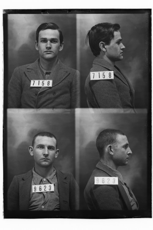 Carl Arnold and Frank Smith, prisoners 7158 and 9623 - Page