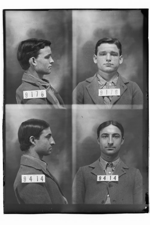 Henry Morgan and Paul Phillips, prisoners 9176 and 9414 - Page