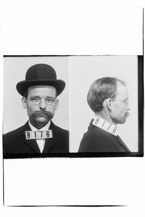 Henry Morgan, prisoner 9176 - Page