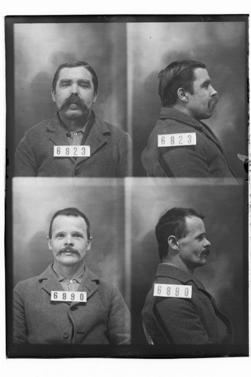 Simon P. Davies and Paul Lobe, prisoners 6823 and 6890 - Page