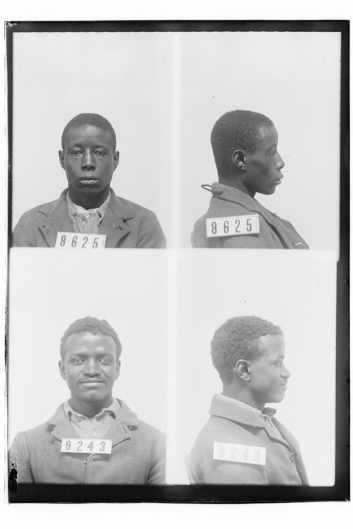 Chas Murray and Fred Emerson, prisoners 8625 and 9243 - Page
